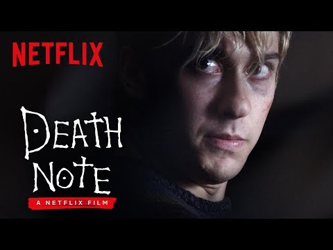 Death Note | Teaser [HD] | Netflix streaming vf