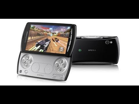 Análisis Sony Ericsson Xperia Play (review)