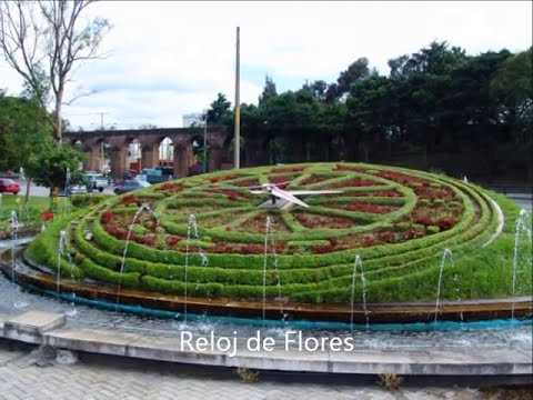Ciudad de Guatemala - Monumentos y Edificios