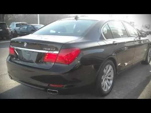 2010 BMW 750 Li xDrive Sedan in Northfield, IL 60093 Video