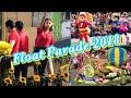 Float Parade Panagbenga Festival 2018 Baguio Philippines