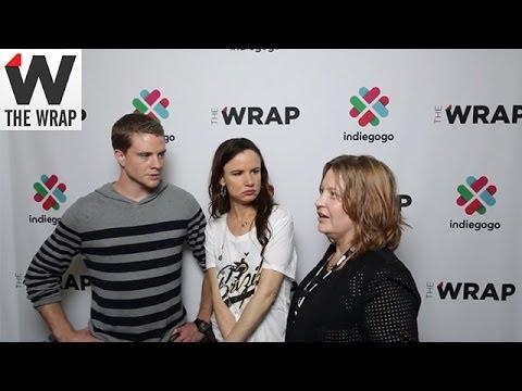 SXSW: Juliette Lewis and Jonny Weston Talk 'Kelly & Cal'