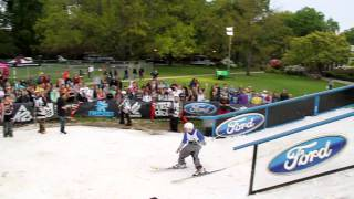 Ford CRJT 2011 Event Highlights - OSU - Ski