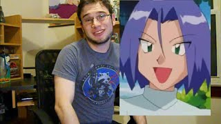 Anime Voice Impressions - James from Pokemon