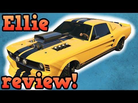 Ellie review! - GTA Online guides
