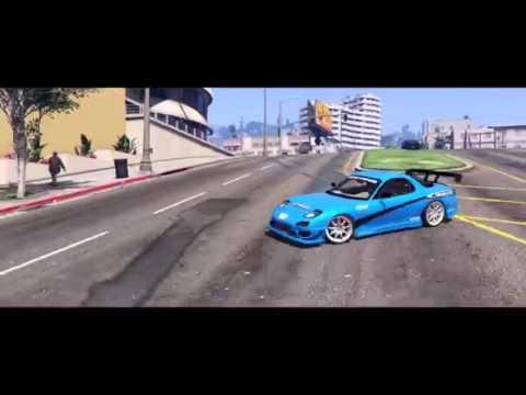 Car Nachdi (official Video) GTA 5 ||Gippy Grewal || Bohemia || New punjabi song 2017
