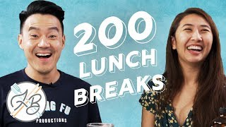 Eating 200 Nuggets for 200 Episodes  - Lunch Break!