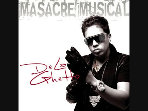 De La Ghetto - Chica Mala + Lyrics
