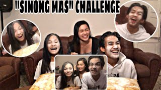 """SINONG MAS"" CHALLENGE (laughtrip to!)"