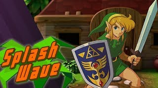 The Making of Legend of Zelda A Link to the Past - Super Nes