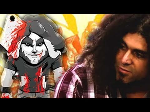 Coheed&Cambria's Claudio Sanchez Talks Kill Audio @ C2E2