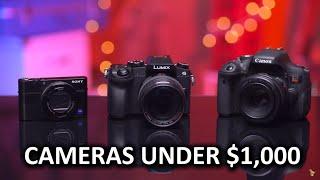 Starter Cameras for Under $1,000