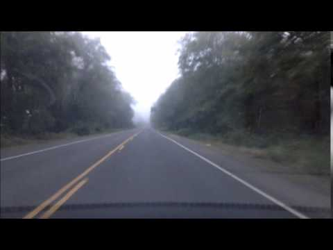 Drive from Clatsop Community College to Fred Meyers; Astoria to Warrenton, OR