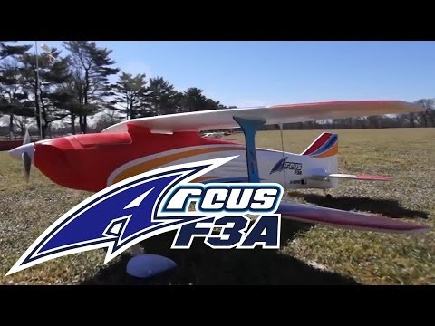 HobbyKing Product Video - HK F3A Biplane Arcus