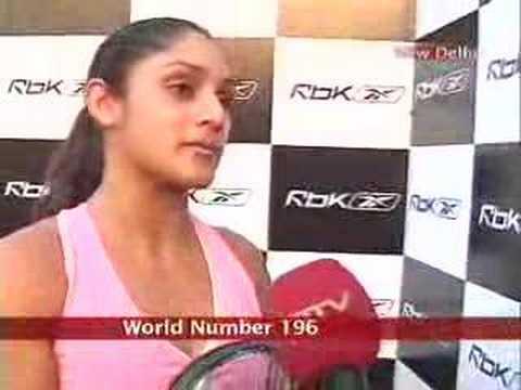Is Sunitha Rao the next Sania Mirza?