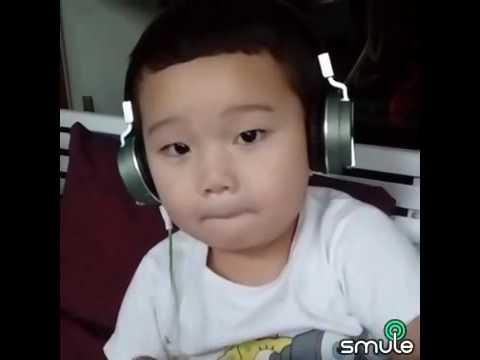 Tak Gendong kemana mana(Baby sing karaoke)