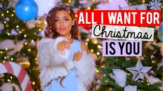 All I Want For Christmas is You- Mariah Carey COVER | Niki and Gabi