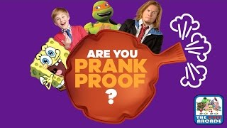 Are You Prank Proof? - Get Through The Quiz Without Being Pranked! (Nickelodeon Games)