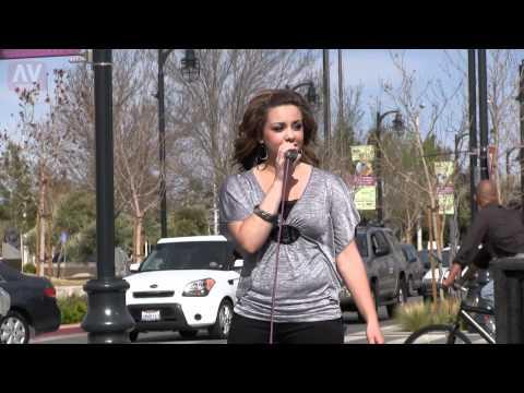 Dani Davidson National Anthem - Chimera Body Art block party
