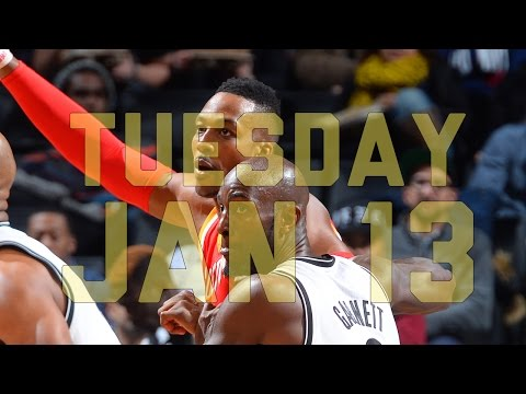 NBA Daily Show: Jan. 13 – The Starters