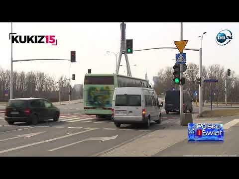 Krzysztof Sitarski - blokada przepisów ws opłat za wjazd do miast