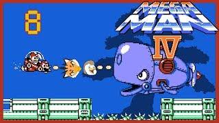 Megaman 4: The Expired Milk Truck - Episode 8