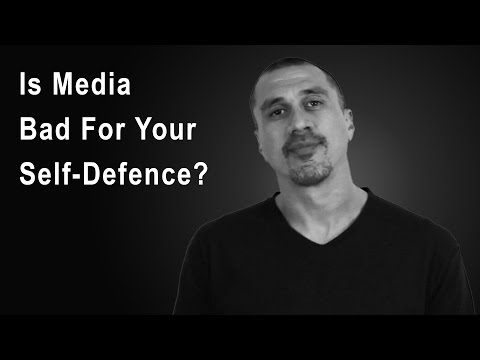 Why the Media is Bad For Your Self-Defense