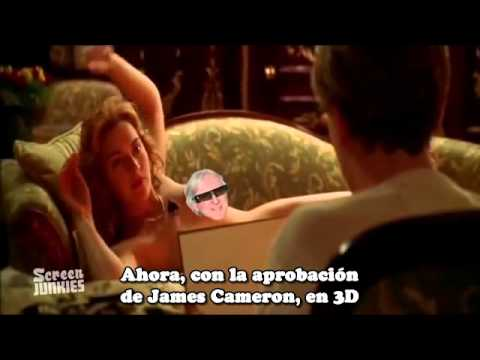 Honest Trailers: Titanic (subtitulado al español)