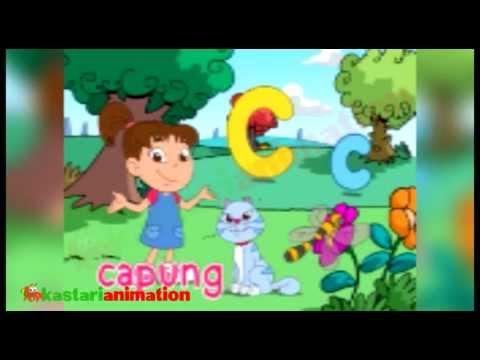 Aku Bisa Menghafal Huruf bersama Lala 1 - Kastari Animation Official