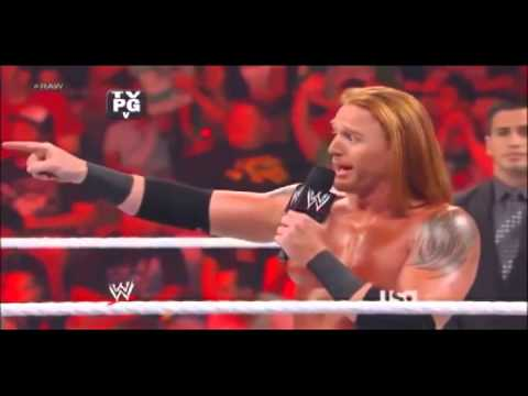 Heath Slater vs The WWE Legends