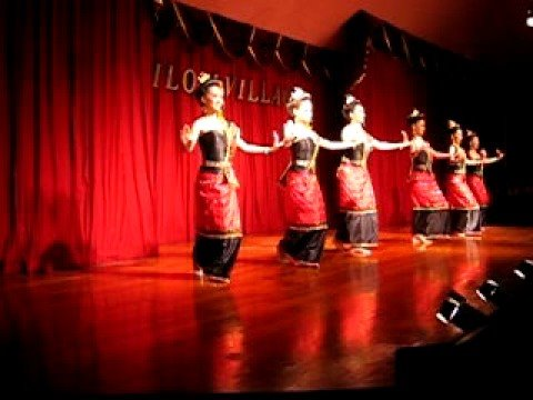 Fitz Bangkok Silom Village Traditional Thai Dance Part 6
