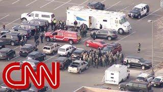5 deputies shot, 1 killed in Colorado shooting