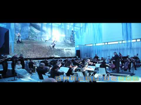 LOTR WAR IN THE NORTH LIVE ORCHESTRA SCORE E3 2011