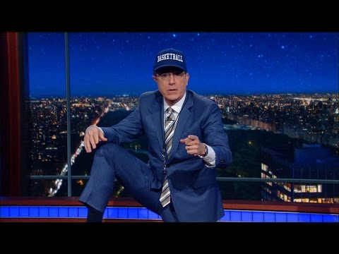 Stephen Gives Ted Cruz An Inspirational Coach Speech