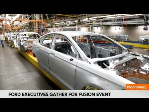The Fusion Event: Why Ford Is Boosting Production