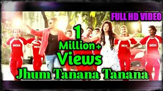 Jhum Tanana Tanana New HD Video  Odia New Song  Od