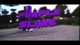PurpleSlime Intro - Blender/After Effects - By RemoteGFX