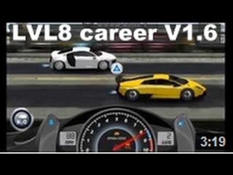 Drag Racing Level 9 Career Bugatti Veyron 16.4 1 Tune Setup (CANNOT