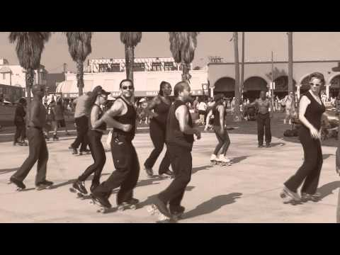Chris Standring: Oliver's Twist (Remix) featuring Venice Beach Roller Skaters