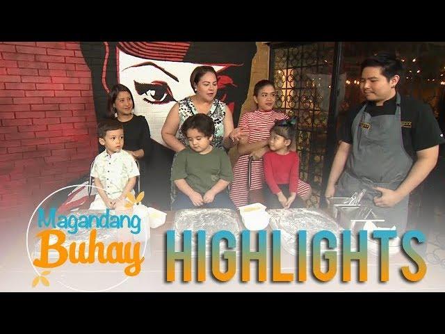 Magandang Buhay: Pizza making with Jordan, Pele and Mela