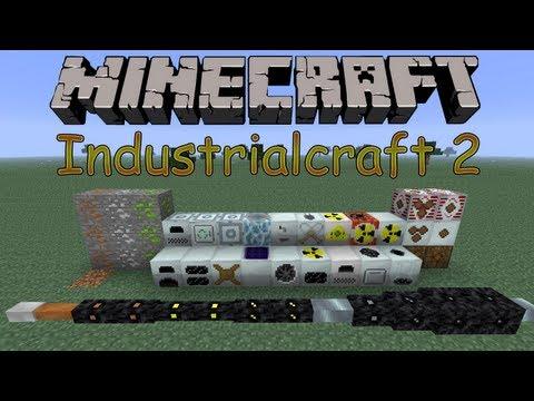 Minecraft 1.6.2 - Industrialcraft 2 Español Tutorial  / Generacion Mundo. Cableado y Energia