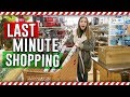 LAST MINUTE CHRISTMAS PRESENT SHOPPING! // Vlogmas Day 21 MP3