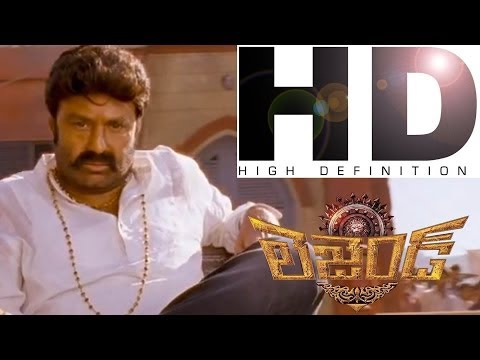 Legend Teaser - Balakrishna, Boyapati Srinu, DSP - Legend Audio Teaser Full HD