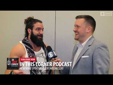 Elias calls out The Rock and talks life as a rockstar and Dusty Rhodes' influence