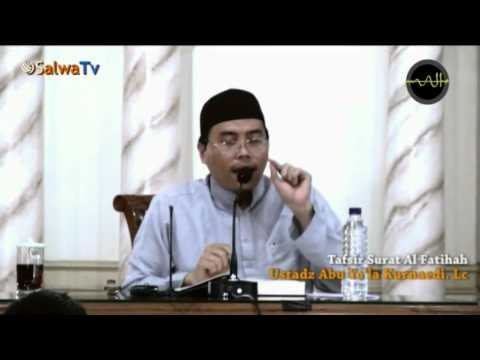 Tafsir Al Fatihah - Ustadz Kurnaedi,Lc