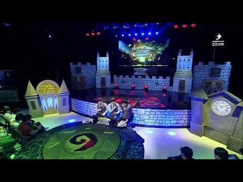 HearthStone KR-CN Masters Season2 Ep 5-1