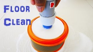 How To Make a Floor Cleaner