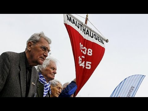Ceremony marks 70th anniversary of Mauthausen Nazi concentration camp