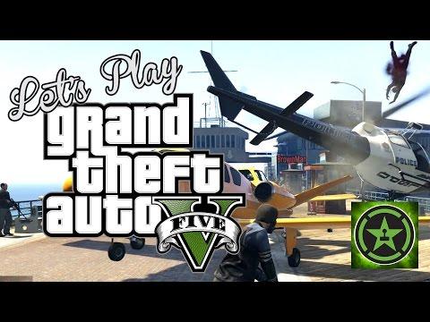 Let's Play - GTA V - Cops N Crooks