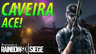 CAVEIRA ACE - Rainbow Six Siege Türkçe Ranked